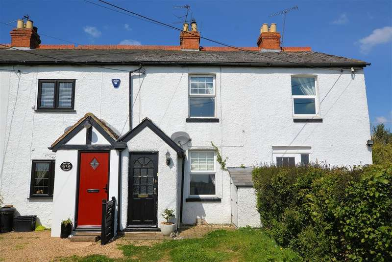 3 Bedrooms Terraced House for sale in Fairview Cottages, Lambwood Hill, Grazeley, Reading, RG7