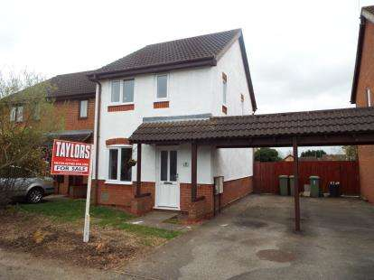 2 Bedrooms End Of Terrace House for sale in Denchworth Court, Emerson Valley, Milton Keynes, Bucks