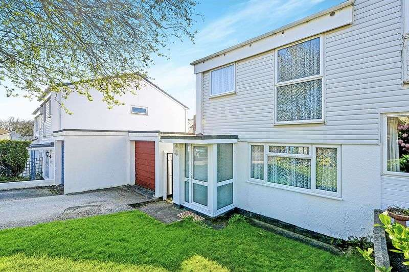 3 Bedrooms Semi Detached House for sale in Ventonlace, Grampound Road