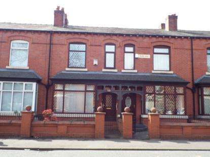 3 Bedrooms Terraced House for sale in Droylsden Road, Manchester, Greater Manchester