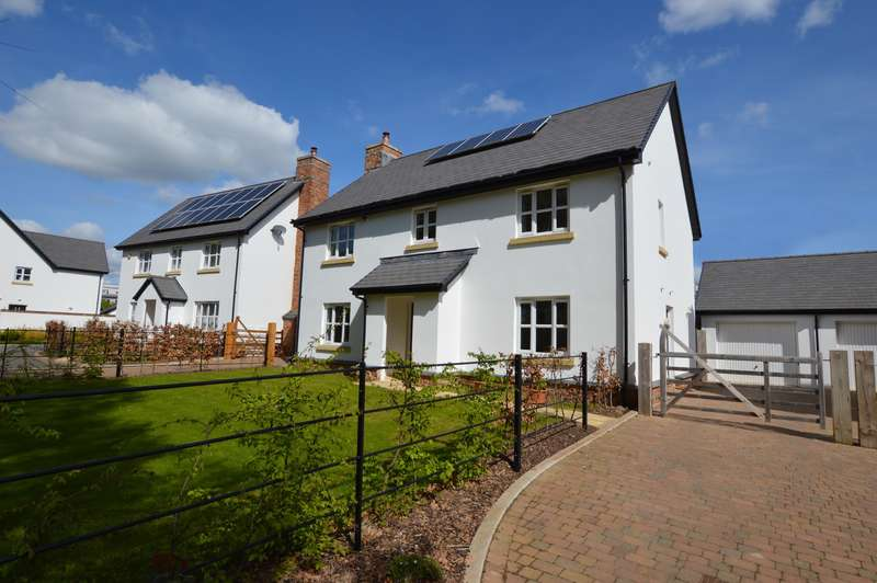 4 Bedrooms Detached House for sale in Gate Reach, Exeter