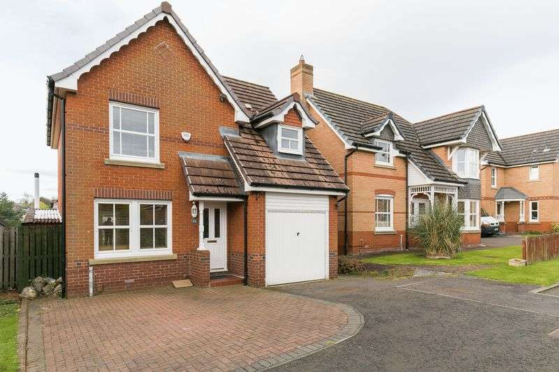 3 Bedrooms Detached House for sale in 45 Malbet Wynd, Liberton, Edinburgh, EH16 6AB