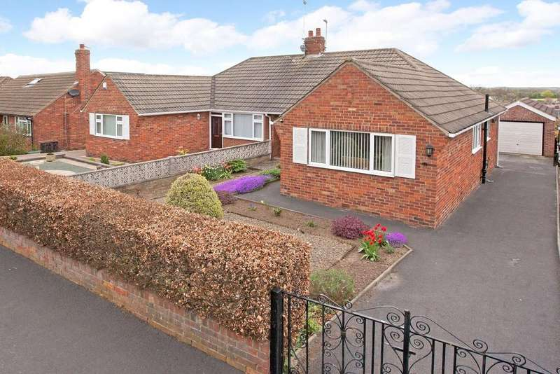 2 Bedrooms Bungalow for sale in Manor Orchards, Knaresborough