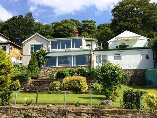 4 Bedrooms Detached House for sale in Craigmore, 73 Main Street, Farnhill BD20 9BJ