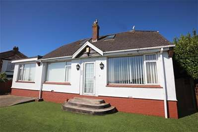 4 Bedrooms Detached Bungalow for sale in Marldon Road, Paignton