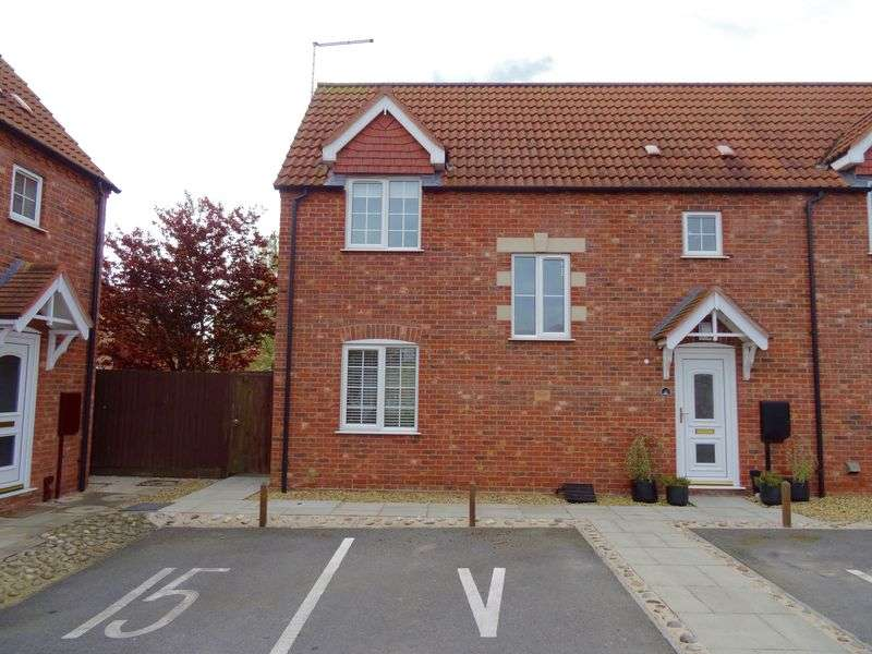 3 Bedrooms Semi Detached House for sale in Astor Place, Spalding