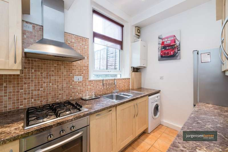 2 Bedrooms Ground Flat for sale in Bravington Road, Maida Vale, London, Westminster, W9 3AS