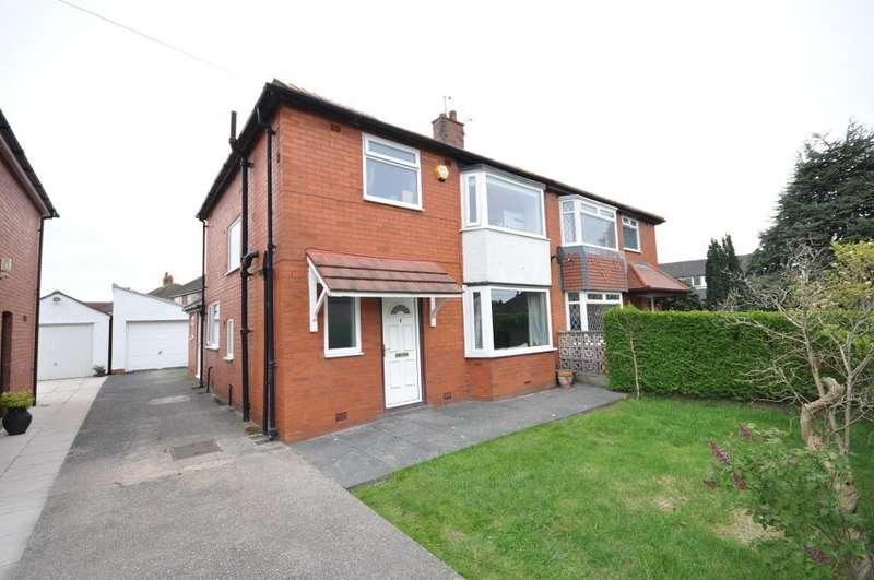 3 Bedrooms Semi Detached House for sale in Elm Avenue, Ashton, Preston, Lancashire, PR2 1SR