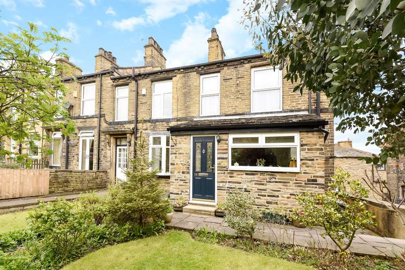 1 Bedroom Terraced House for sale in Croft St , Idle, Bradford, BD10 9QQ
