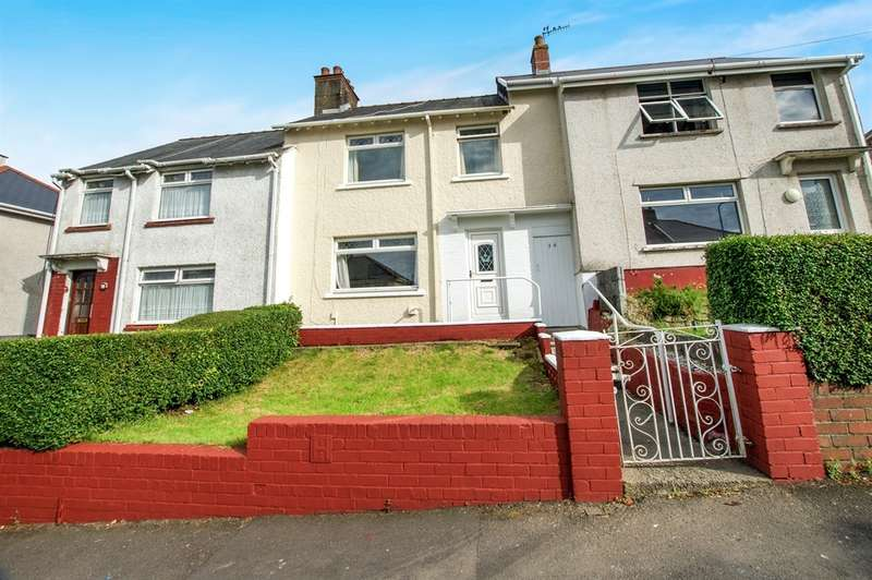 3 Bedrooms Terraced House for sale in Greenwood Road, Neath