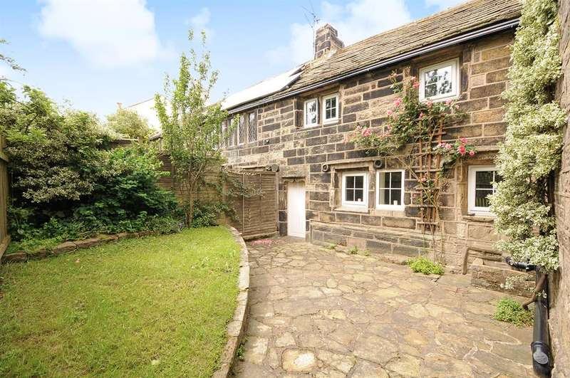 2 Bedrooms Terraced House for sale in Braithwaite Village, Keighley, , BD22 6PX