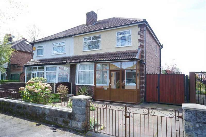 3 Bedrooms Property for sale in Callingdon Road, Chorlton, Manchester, M21