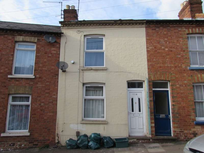 2 Bedrooms Terraced House for sale in Lower Adelaide Street, Northampton