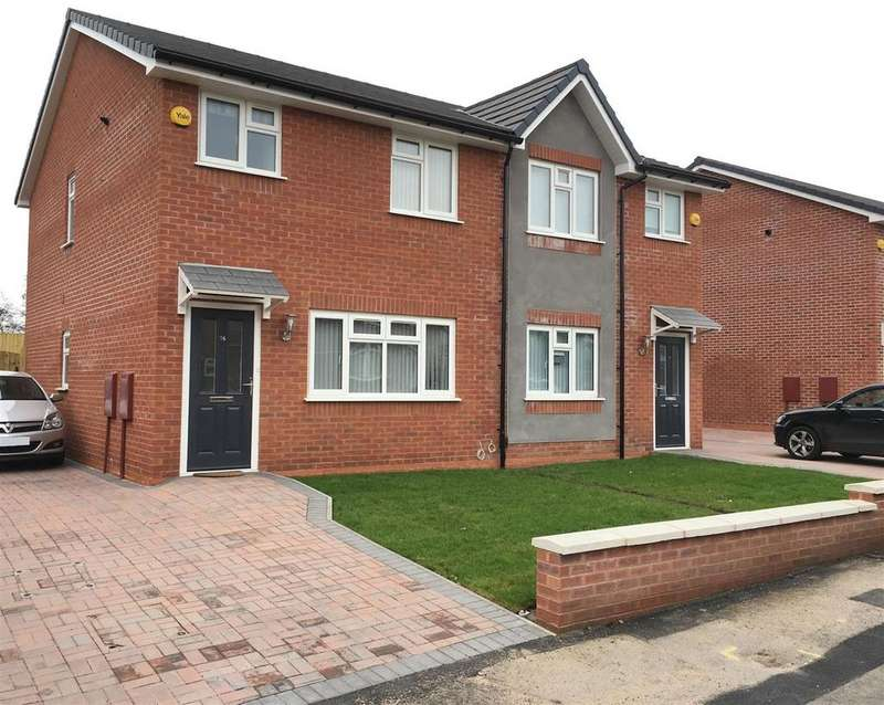 3 Bedrooms Terraced House for sale in Plot 6 Cochrane Road, Holly Hall, Dudley