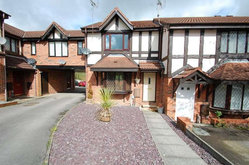 3 Bedrooms Town House for sale in Campbell Court, Roe Lee, Blackburn
