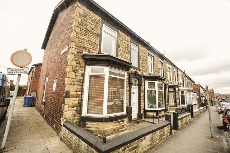 2 Bedrooms Terraced House for sale in Gillibrand Street, Chorley