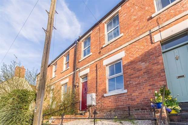 2 Bedrooms Terraced House for sale in West Street, Warminster