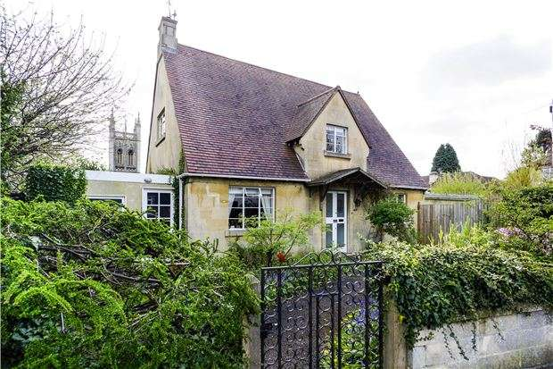 3 Bedrooms Cottage House for sale in Dowding Road, BATH, Somerset, BA1