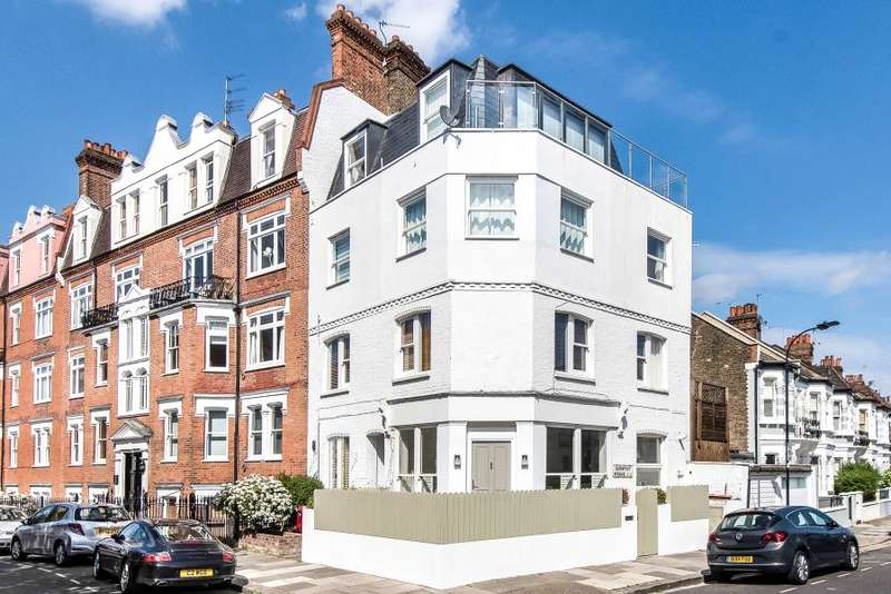 3 Bedrooms Flat for sale in Waldemar Avenue, Fulham, SW6