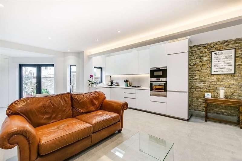 1 Bedroom Flat for sale in Adderley Grove, Battersea, London