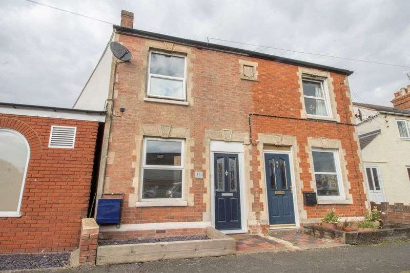 2 Bedrooms Semi Detached House for sale in Chicheley Street, Newport Pagnell