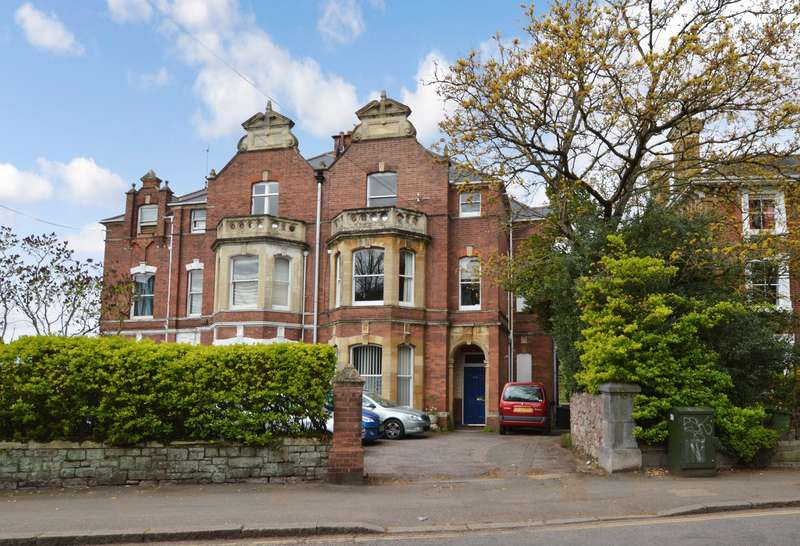 1 Bedroom Studio Flat for sale in St Leonards, Exeter