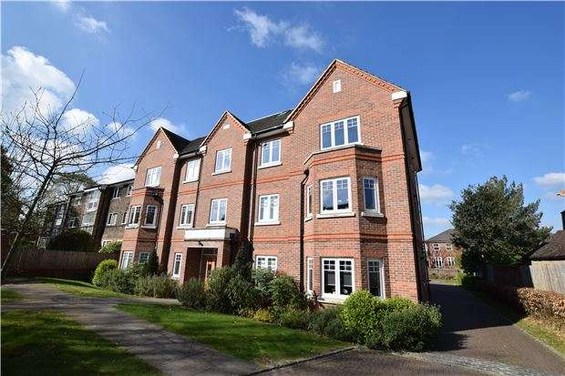 1 Bedroom Flat for sale in Fairwyns Court, 46 Albion Road, SUTTON, Surrey, SM2 5FH