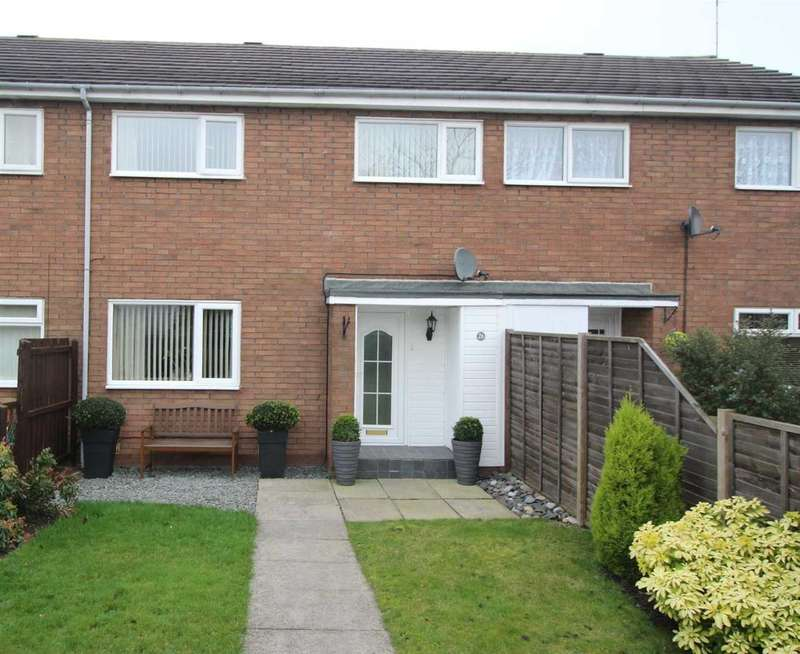 3 Bedrooms Terraced House for sale in Tangmere Close, Mayfield Dale, Cramlington