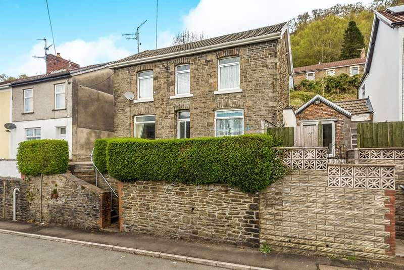 3 Bedrooms Detached House for sale in Pantygraigwen Road, Pontypridd