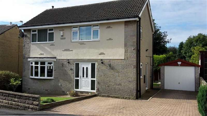 4 Bedrooms Detached House for sale in Pothouse Road, Bradford, West Yorkshire, BD6