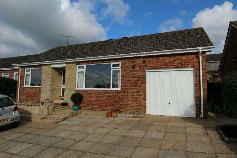 2 Bedrooms Detached Bungalow for sale in MALLOCKS CLOSE, TIPTON ST JOHN