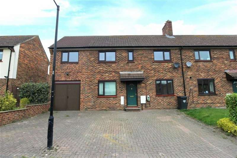 3 Bedrooms Semi Detached House for sale in Hambleton Road, Catterick Garrison, North Yorkshire