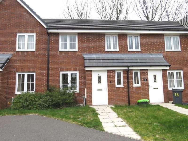 3 Bedrooms Terraced House for sale in Weavers Avenue, Frizington, Cumbria