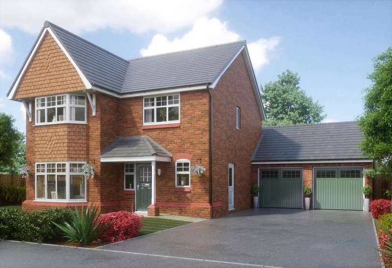 4 Bedrooms Detached House for sale in Clarendon Place, Stockport Road, Gee Cross