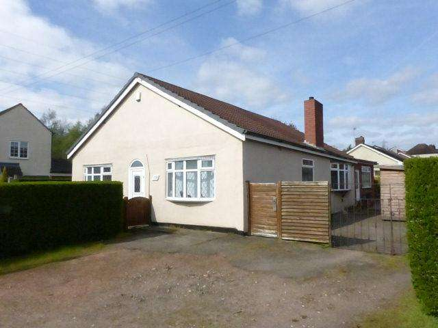 3 Bedrooms Detached Bungalow for sale in Cannock Road,Burntwood,Staffordshire