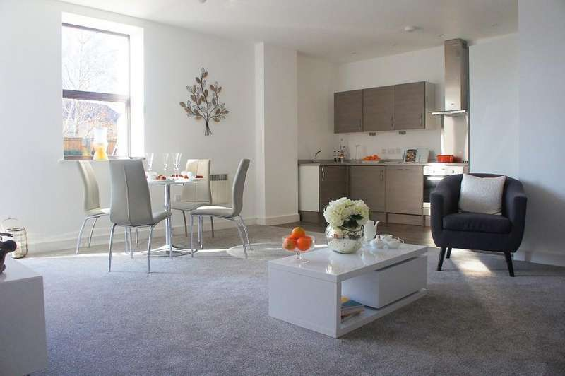 1 Bedroom Apartment Flat for sale in Apt 3, Olton Court, 10 Warwick Road