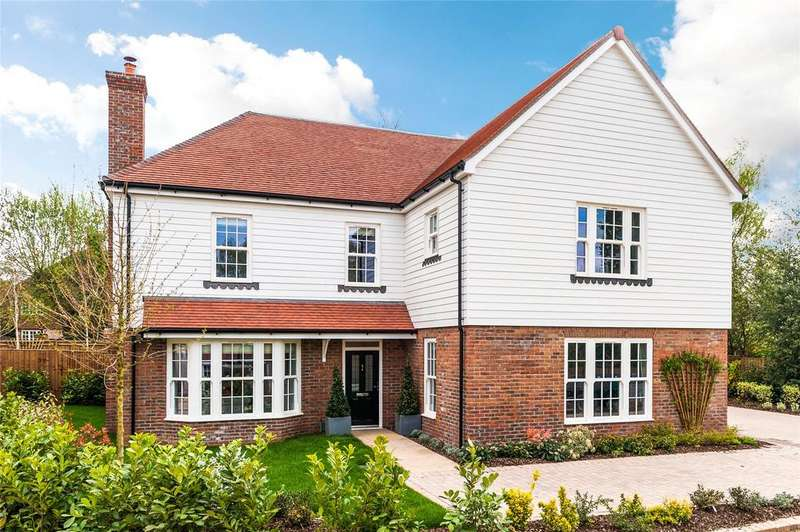 5 Bedrooms Detached House for sale in Basted Lane, Crouch, Sevenoaks, Kent, TN15