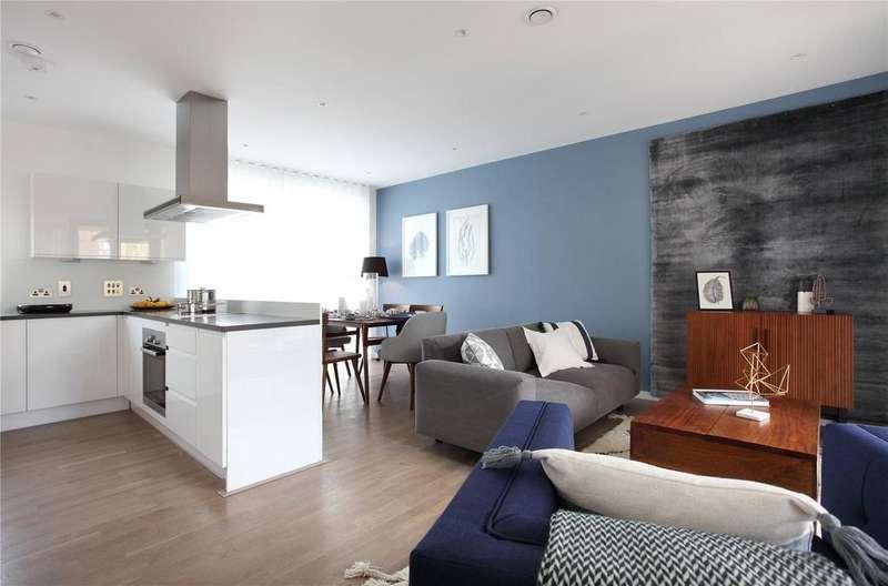 3 Bedrooms Flat for sale in The Gramercy Greenwich, Creek Road, Greenwich, London, SE10