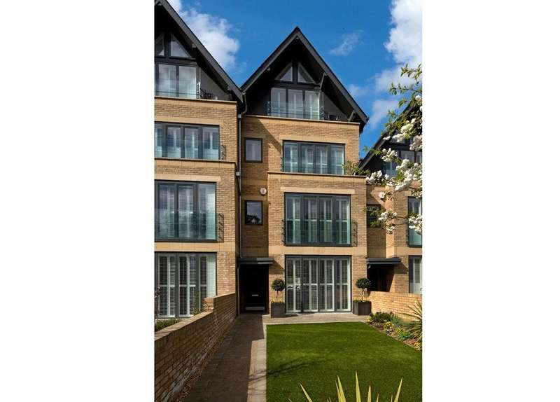 5 Bedrooms Town House for sale in Henley Court, 3 Hernes Crescent, Oxford