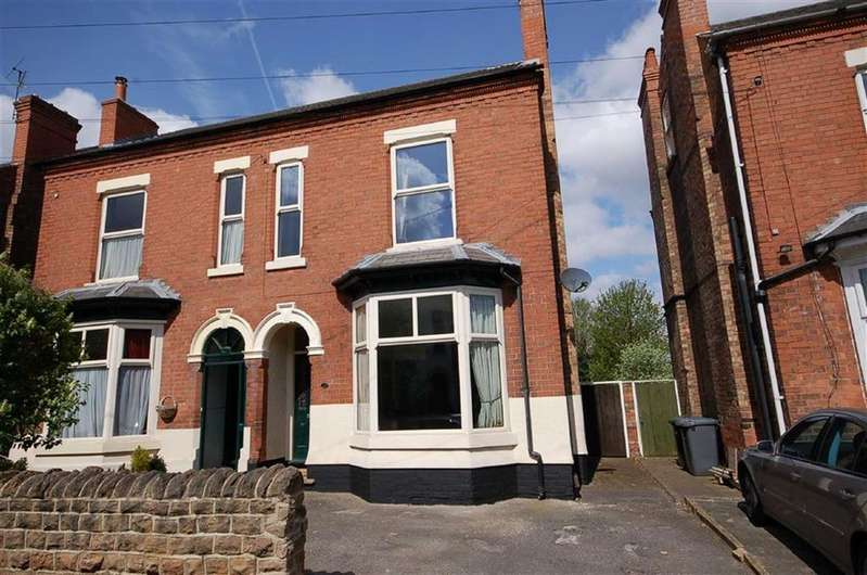 5 Bedrooms Semi Detached House for sale in Mabel Grove, West Bridgford