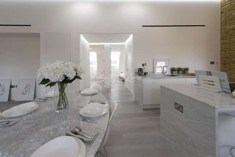 2 Bedrooms Flat for sale in The Penthouse, Hop Studios, SE1