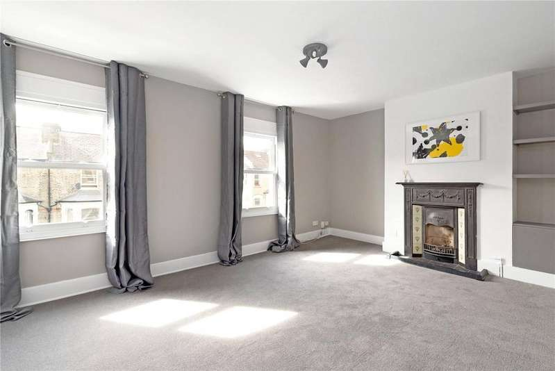 2 Bedrooms Flat for sale in Almeric Road, London, SW11