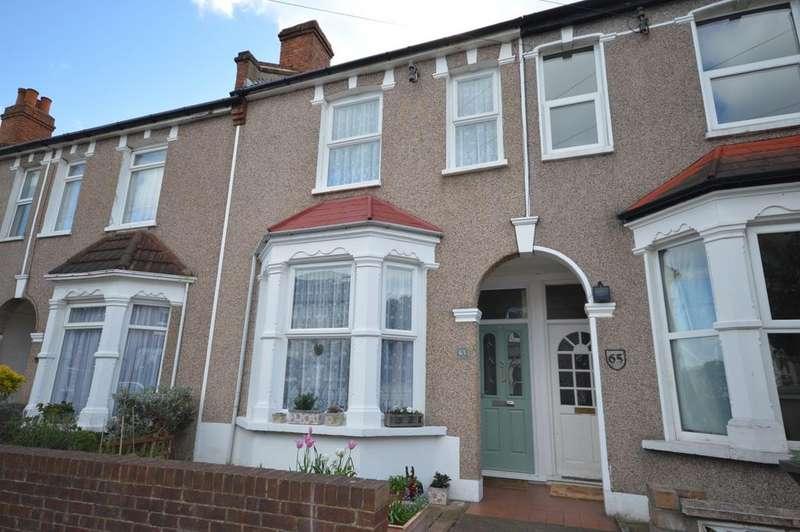 3 Bedrooms Terraced House for sale in Salehurst Road Crofton Park SE4