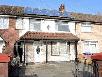 3 Bedrooms Terraced House for sale in Outer Forum, Norris Green, Liverpool