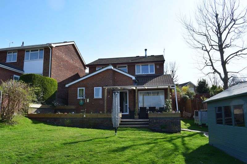 4 Bedrooms Detached House for sale in Copsewood Road, Southampton