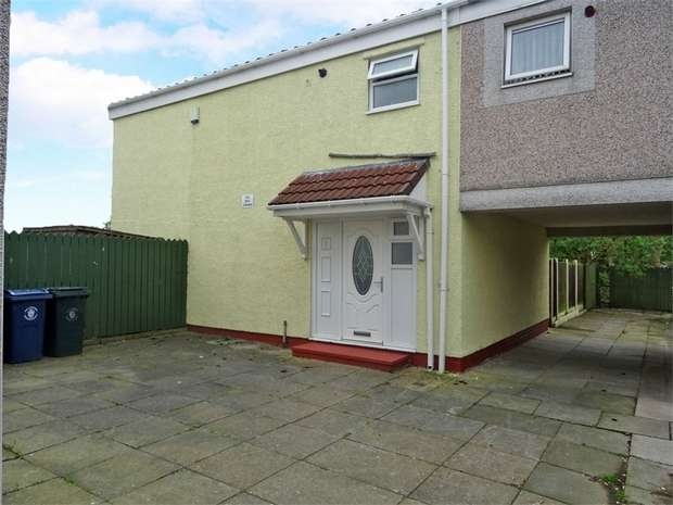 3 Bedrooms Semi Detached House for sale in Fairhaven, Skelmersdale, Lancashire