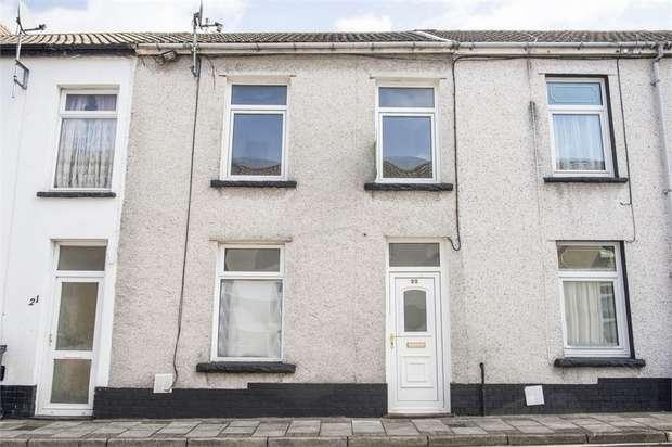 3 Bedrooms Terraced House for sale in Thomas Street, Aberfan, Merthyr Tydfil, Mid Glamorgan