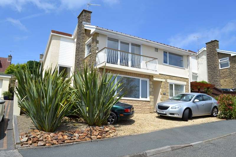 5 Bedrooms Detached House for sale in Southlands , Tenby, Pembrokeshire. SA70 8HU