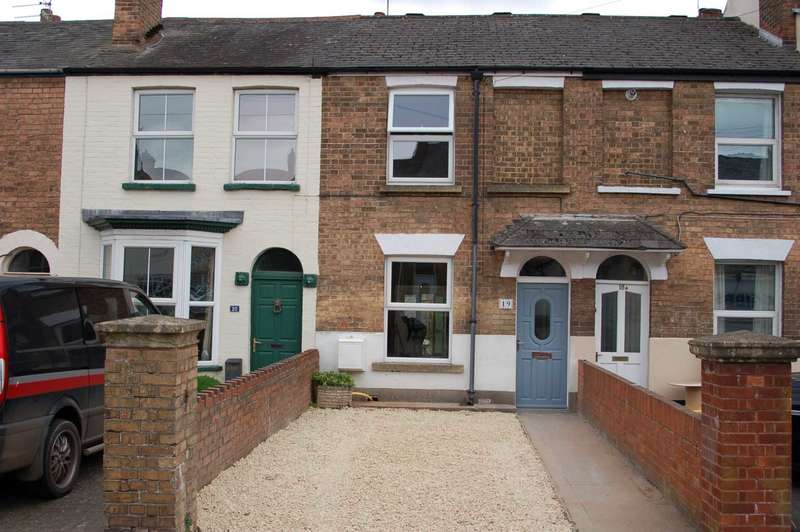 3 Bedrooms Terraced House for sale in Alma Street, Taunton