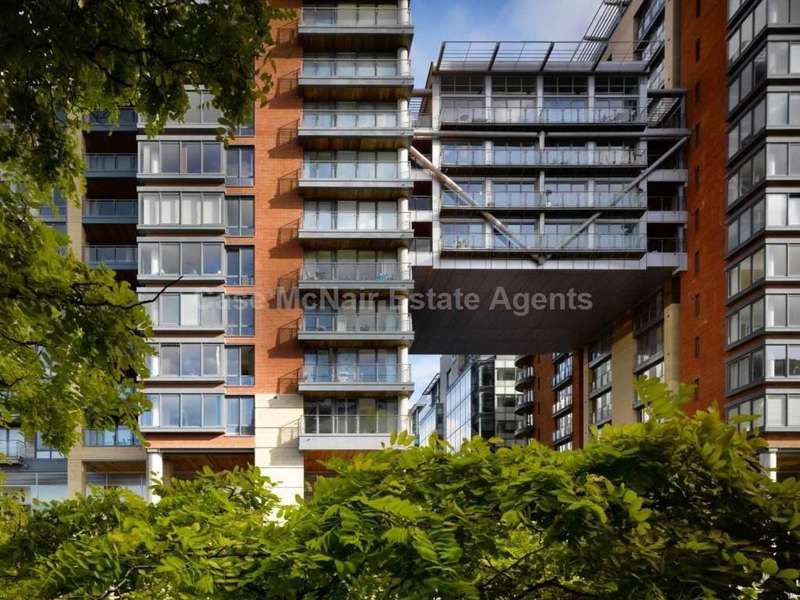 2 Bedrooms Apartment Flat for rent in Leftbank, Spinningfields, Manchester, M3 3AE